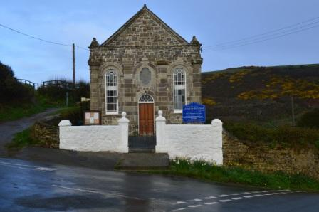 Nolton Haven chapel